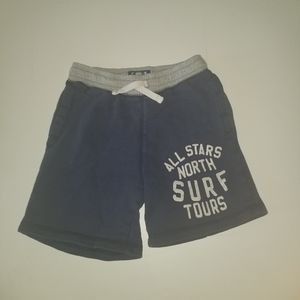 OshKosh Shorts - Blue and Gray Size 5